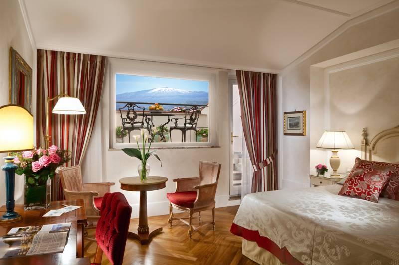 Double Superior Room at Villa Flora