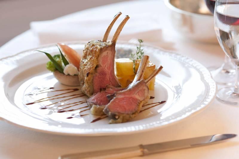 Restaurant Les Bougainvillées