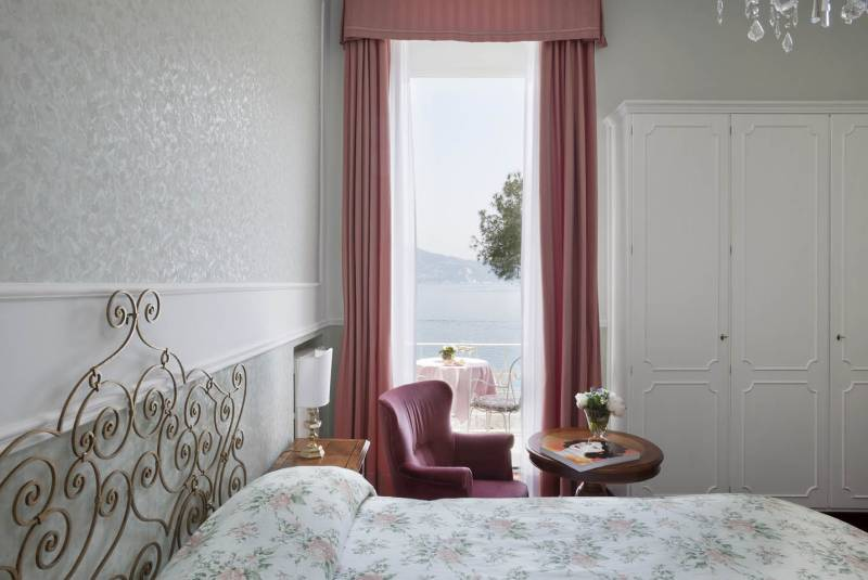 Double Room with Sea View Balcony