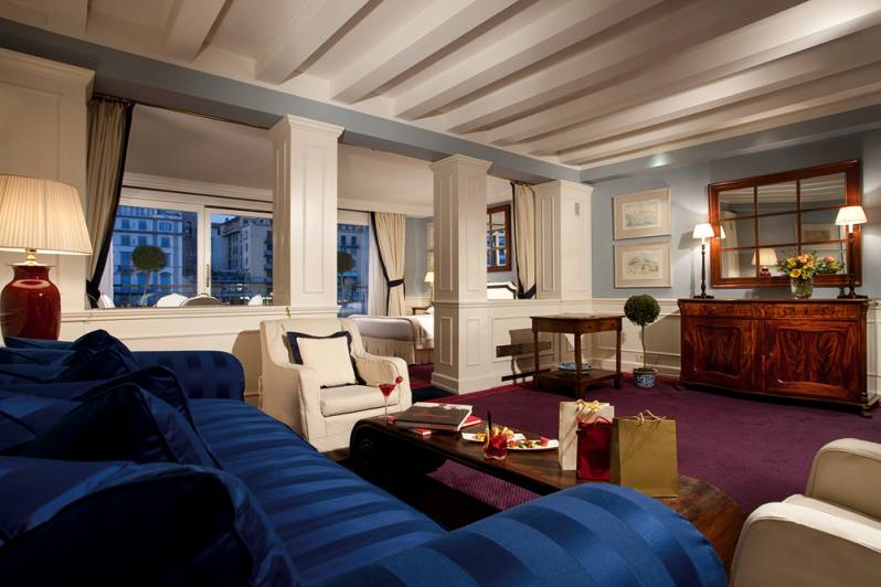 Suite Hotel Lungarno Florence
