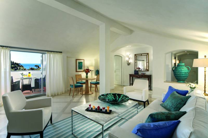 New Exclusive Suite on the 5th floor at Hotel Splendido