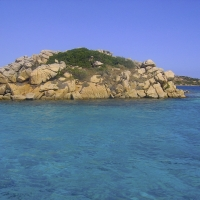 Blue waters- Sardegna Island of Italy