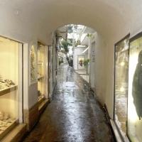 Capri- shopping