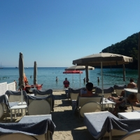 luxury private beaches- Paraggi Portofino