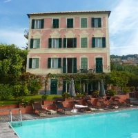 Stay in romantic accommodation on the Italian Riviera