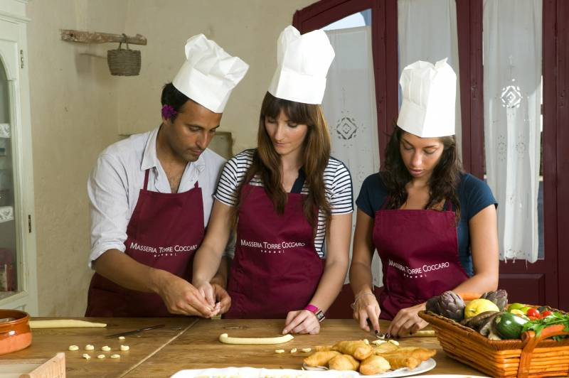 Cooking Classes at Coccaro