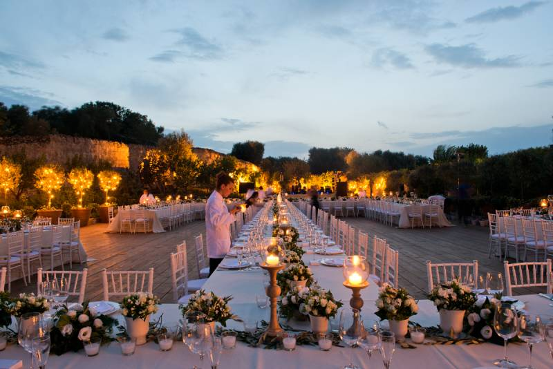 Weddings & Events at Coccaro