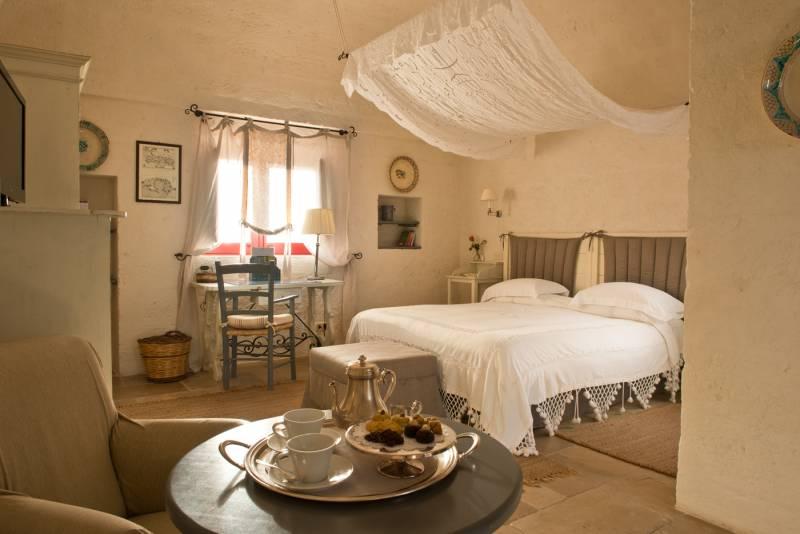 Olive Suite Bedroom