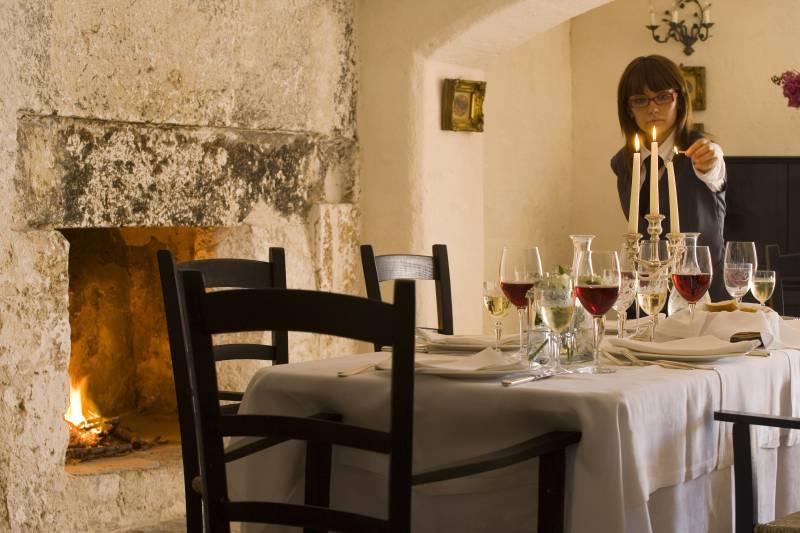 Indoor Restaurant