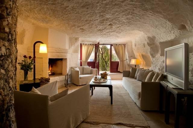 Orange Garden Suite Lounge