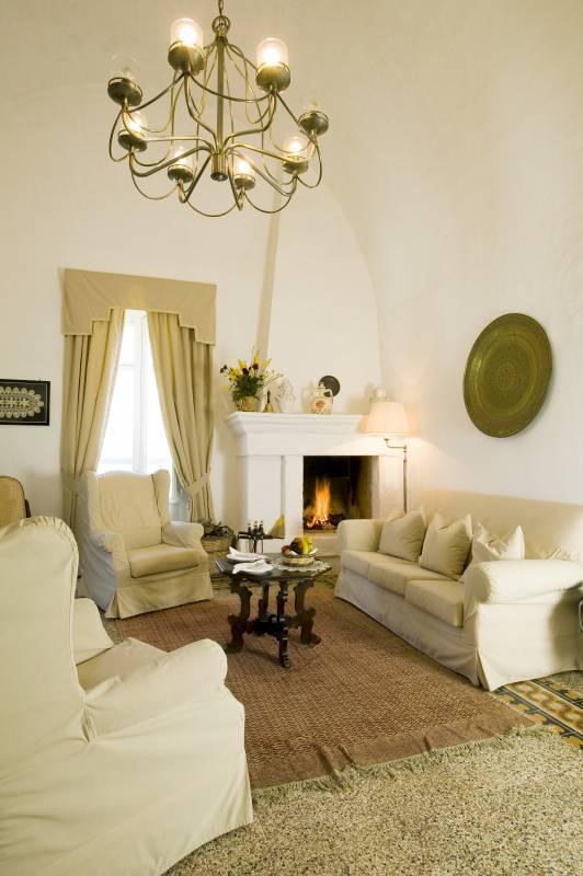 Tower Suite at Masseria Torre Coccaro