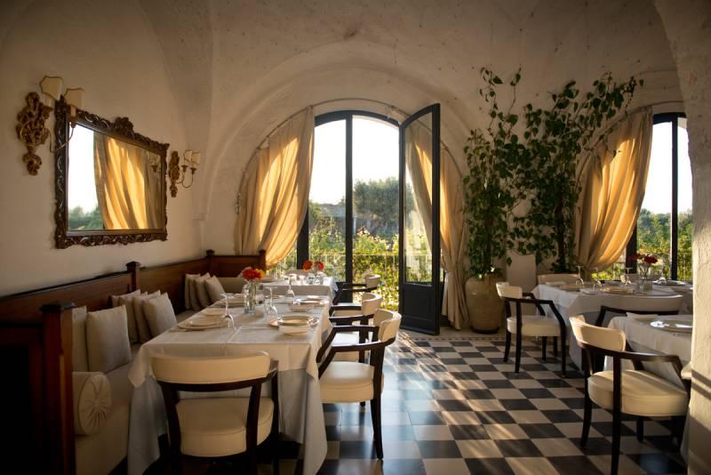 Restaurant Le Palme