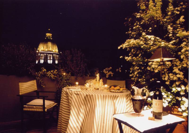 Roof Garden Suite Romantic Terrace