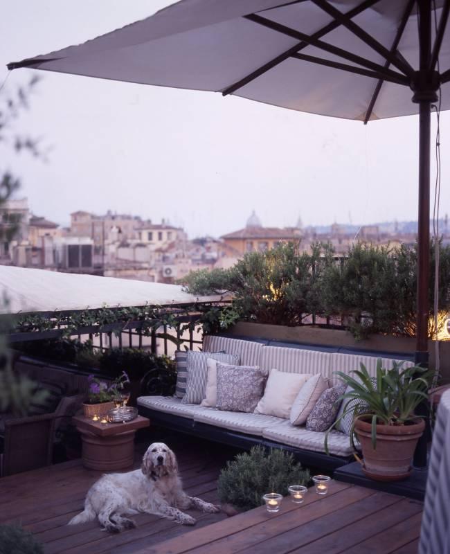 Roof Garden Suite