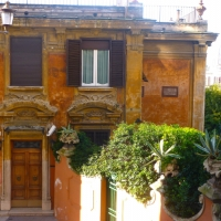 Beautiful homes in Rome