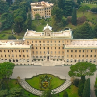Inside the Vatican City