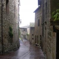Medieval Town of San Gimignano Tuscany Italy