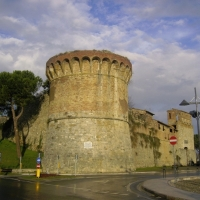Medieval Walled Towns in Tuscany Italy