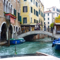 Discovering Venice Italy by boat