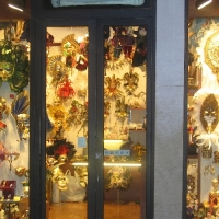 Venetian festival, shopping- Venice Italy