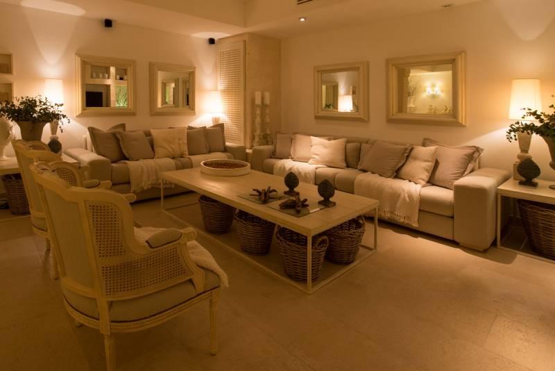 Villa living