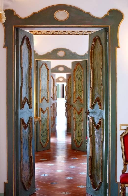 Spectacular interiors