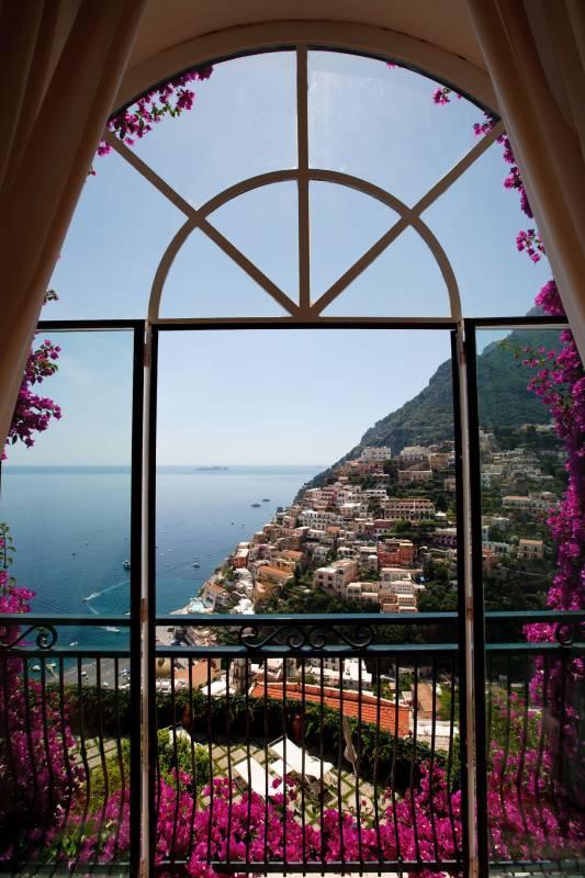 Villa views