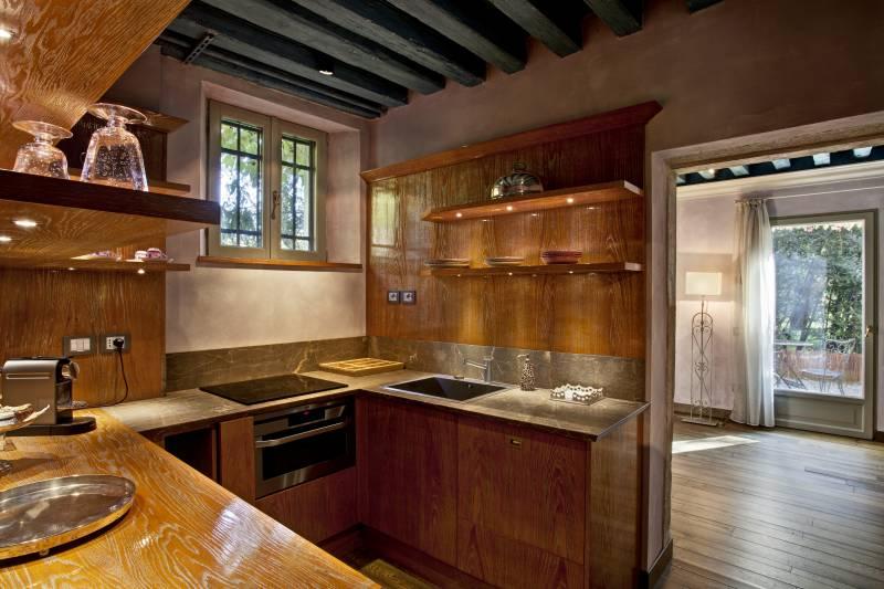 Acqua Marina kitchen