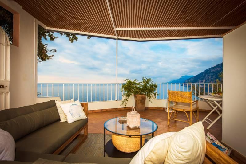 Villa Nuvolari - Private apartment for 2 terrace