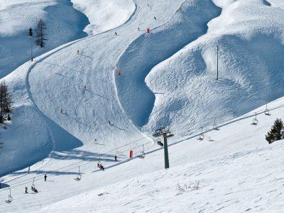 Private Ski Safaris in the Dolomites, Italy