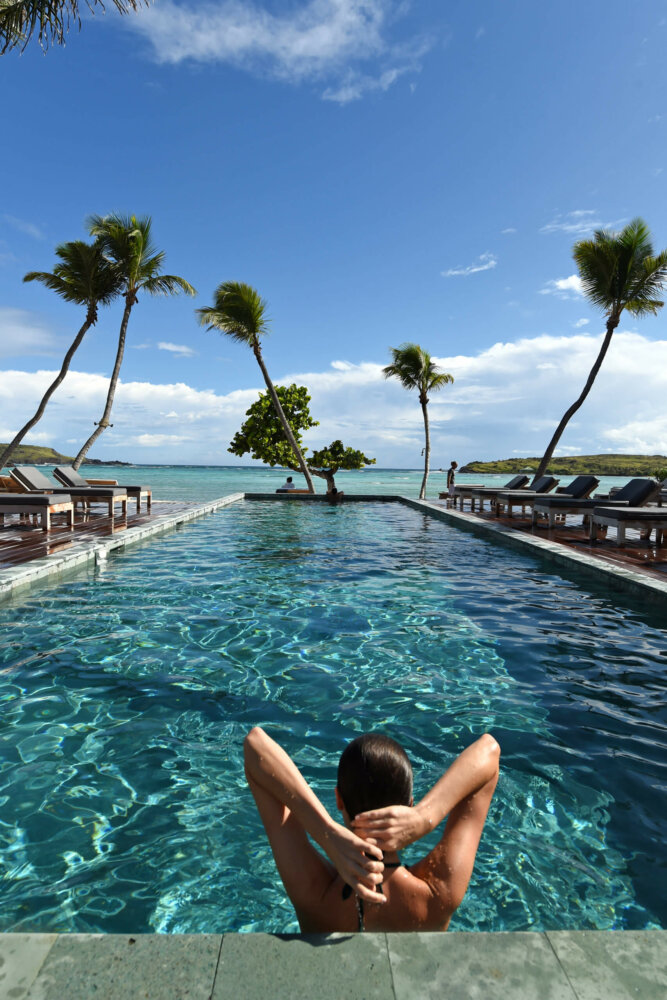 Le Sereno Hotel, St. Barths, Caribbean Sea, French West Indies