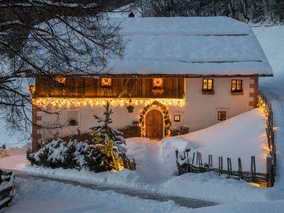 Luxury 8 Day Ski Experience at White Deer San Lorenzo Mountain Lodge in the Dolomites