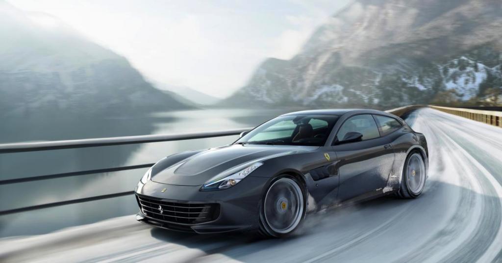 2020 Italian Alps Supercar Tour
