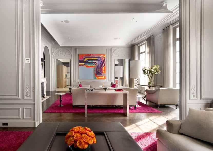 Luxury Apartment Rentals in Paris, France