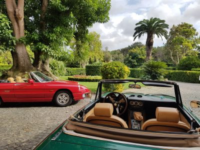 Vintage Car Rentals in Italy - Italian Allure Travel