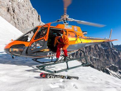 Cortina Heliski Dolomites