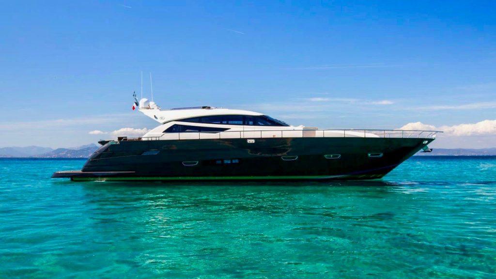 La Maddalena Sardinia Luxury Boat Charters