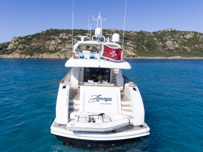 Luxury Yacht Charters Sardinia La Maddalena