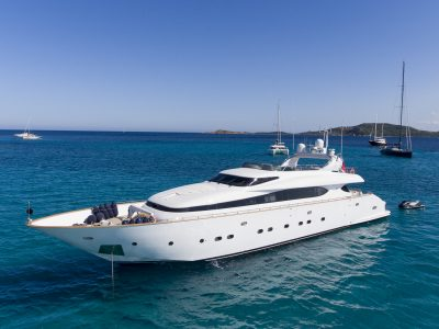 Private Luxury Boat Charters Sardinia La Maddalena