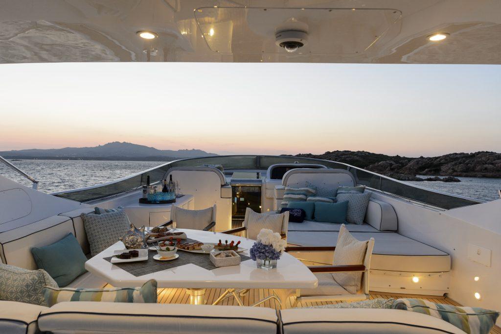 Luxury Boat Charters La Maddalena Sardinia