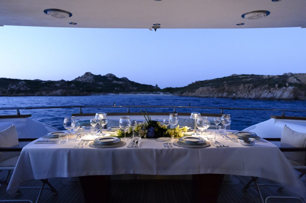 Sardinia Private Yacht Charters - Luxury Private Cruising