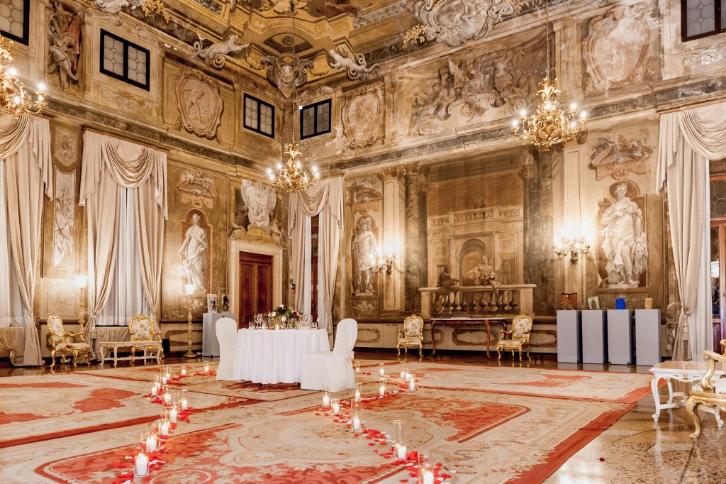 Exclusive Private Events Venice Italy