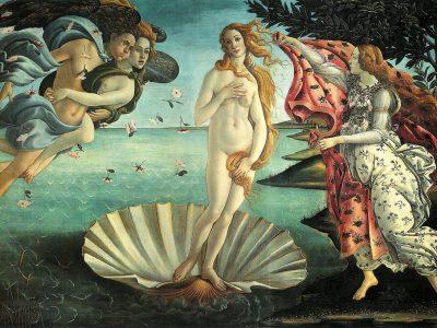 Florence Botticelli Uffizi