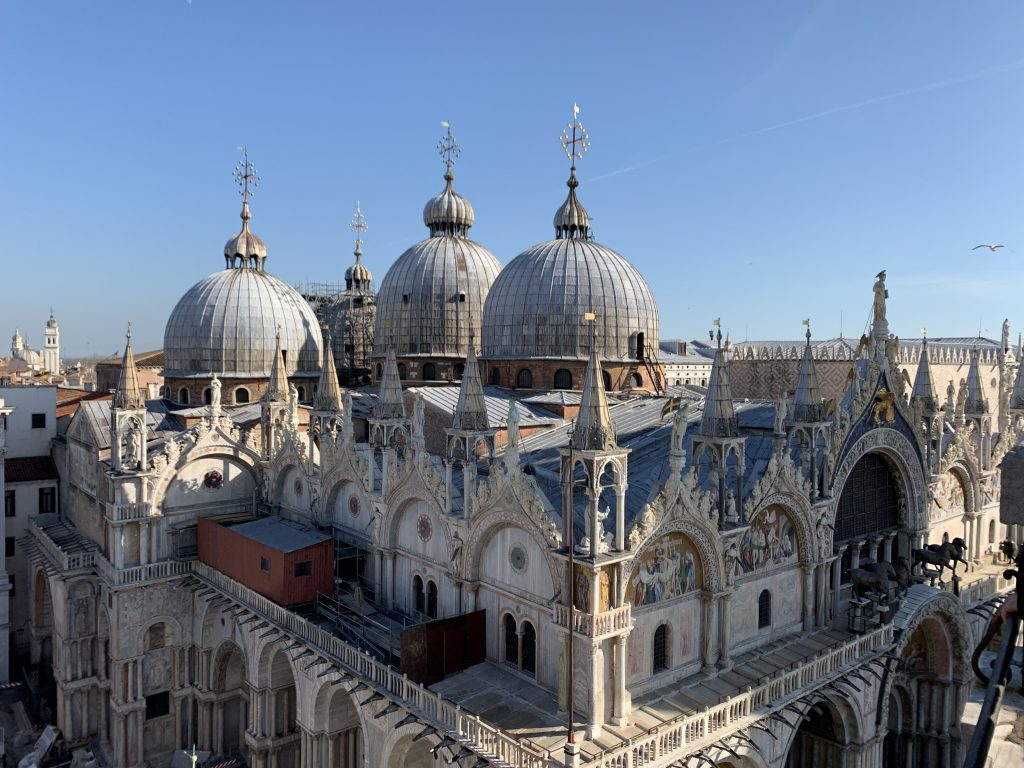 Exclusive Private Panoramic View of Venice Tour