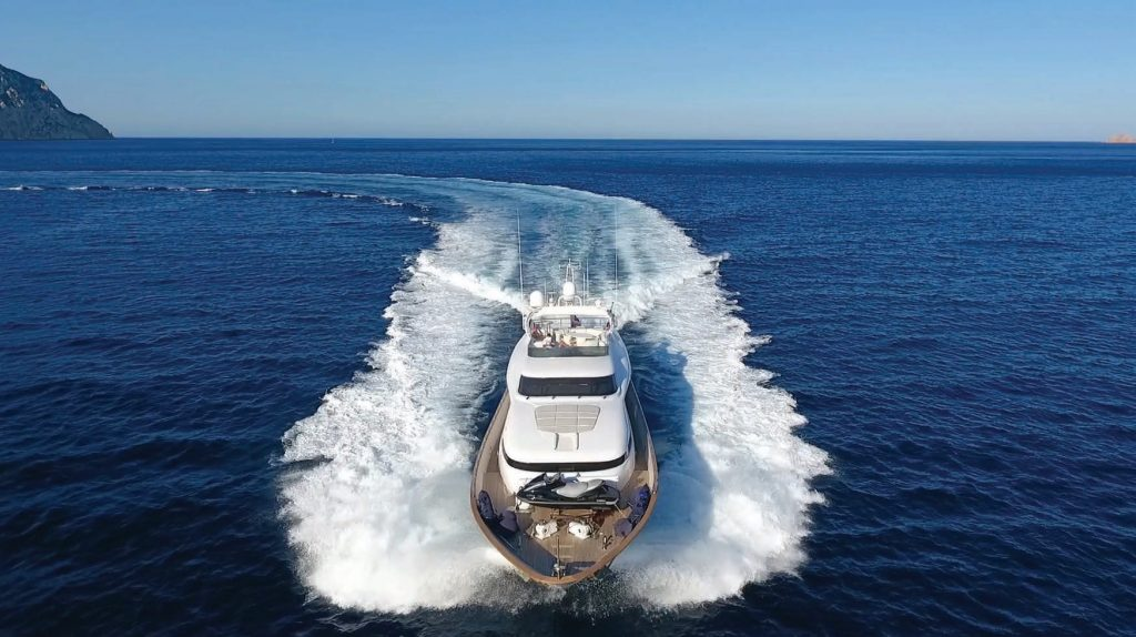 Private Luxury Charters La Maddalena Sardinia Italy