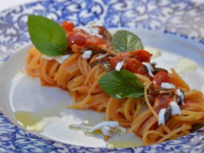 Pasta Lovers Food Gift Box