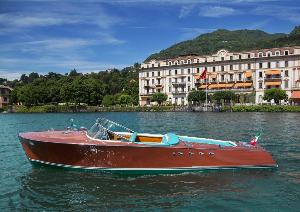 Lake Como Luxury Boat Charters