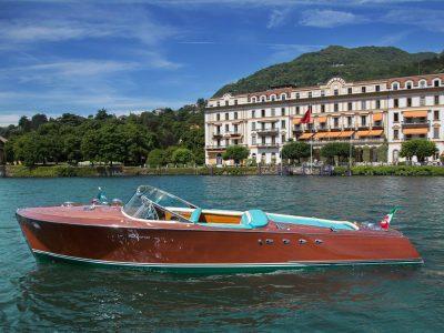 Riva Tritone - Lake Como Luxury Boat Charters