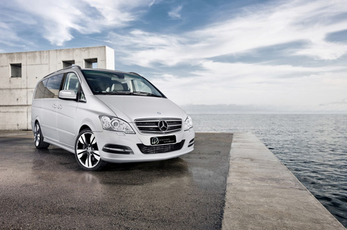 Luxury private Car Transfers - Mercedes Viano
