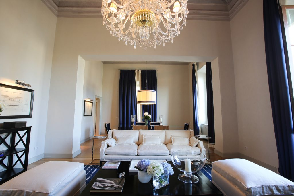 Luxury Apartment Rental in Florence - Italian Allure Travel